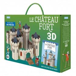 Le château fort 3D