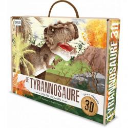 Le tyrannosaure 3D