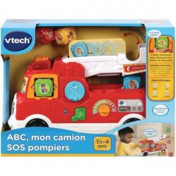 ABC, mon camion SOS pompiers