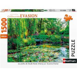 Puzzle-Les jardins de...