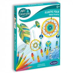 Plastic Folie-Attrapes-rêves