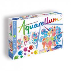 Aquarellum Junior Licornes