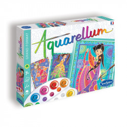 Aquarellum Glamour Girls