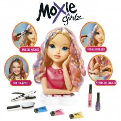 Moxie Girlz Magic Hair Tête...