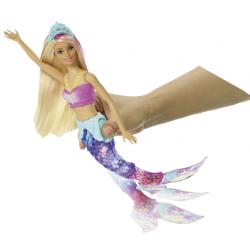 Barbie sirène lumineuse...
