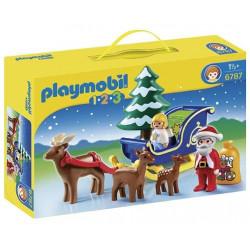 Père Noël avec Angelot Et...