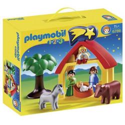Figurine Crèche-Playmobil...