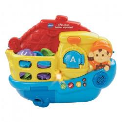 ABC Mon bateau alphabet